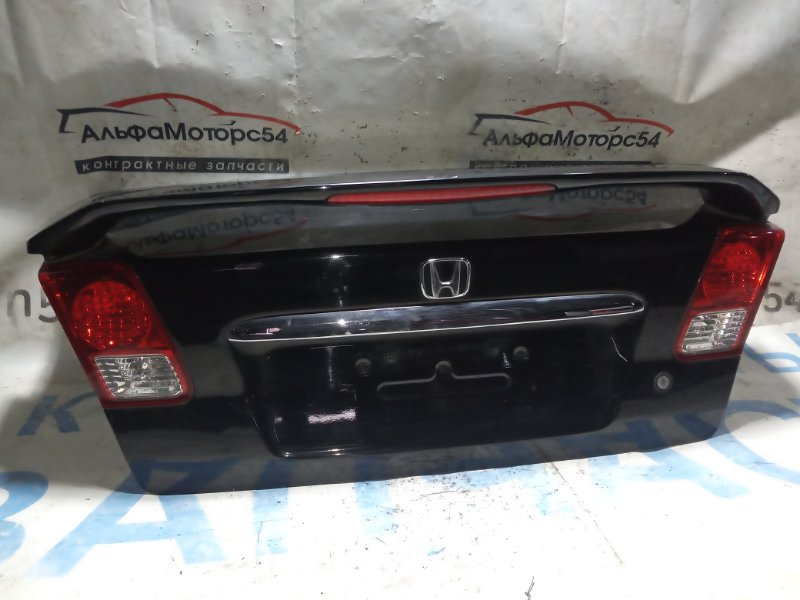 Крышка багажника Honda Civic ES2 D15B 2004 задняя