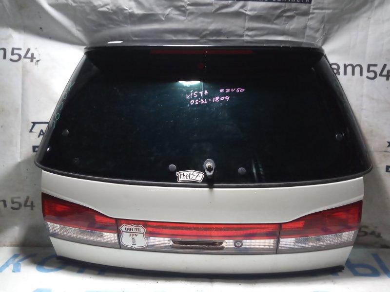 Дверь 5-я Toyota Vista Ardeo AZV55 1AZ-FSE 1999