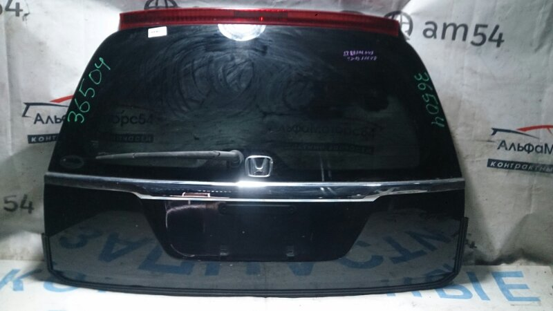 Дверь 5-я Honda Stream RN1 D17A 2001
