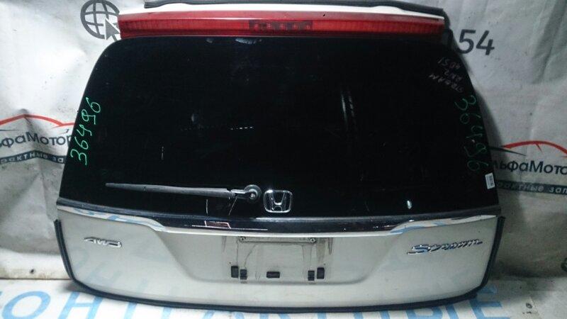 Дверь 5-я Honda Stream RN1 D17A 2002