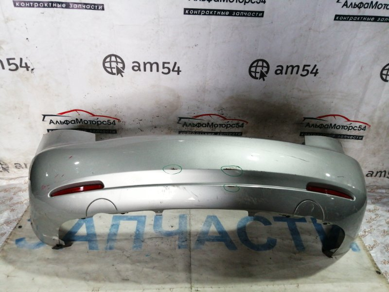 Бампер Mazda Atenza GGEP LF-DE 2006 задний