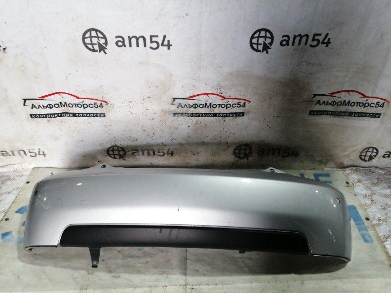 Бампер Toyota Ist NCP61 1NZ-FE 2004 задний