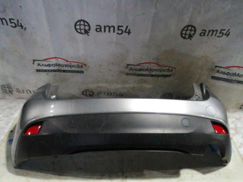 Бампер Mazda Axela BM5FS P5-VPS 2014 задний