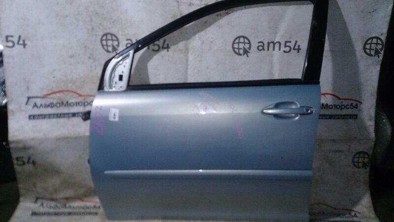 Дверь Toyota Harrier MCU36 1MZ-FE 2003 передняя