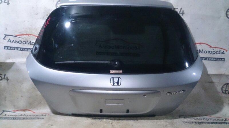 Дверь 5-я Honda Civic EU1 D15B 2000 задняя