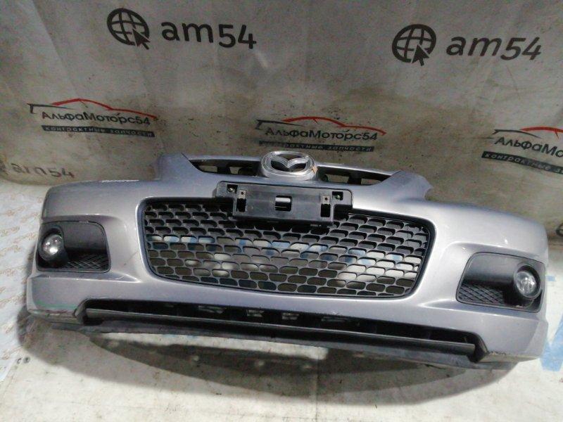 Бампер Mazda Atenza GG3P L3-VDT 2005 передний