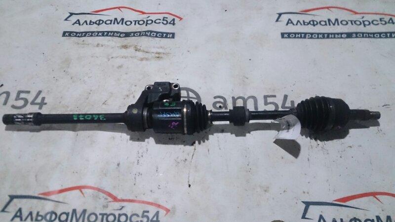 Привод Mazda Atenza GHEFW LF-VE передний