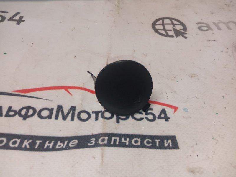 Заглушка буксировочной петли Hyundai Solaris RB G4FC 2012 передняя