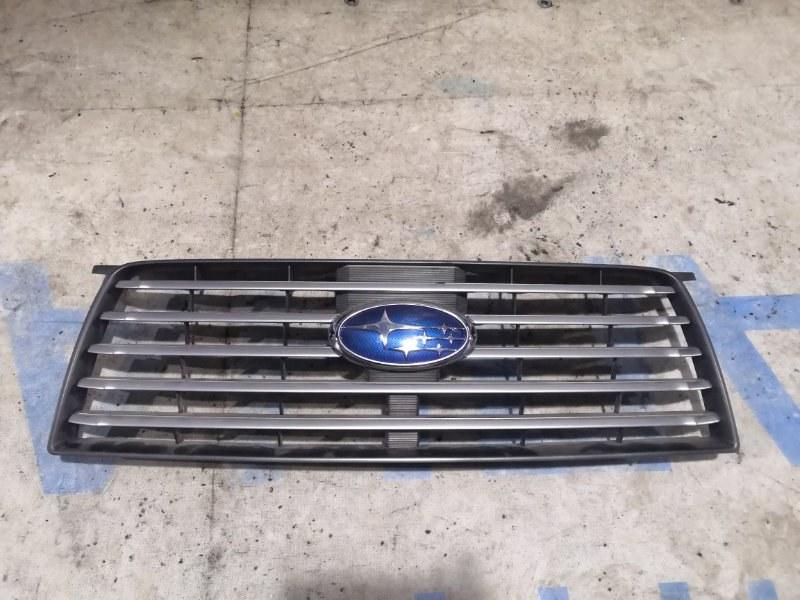 Решетка радиатора Subaru Forester SG5 2005 передняя