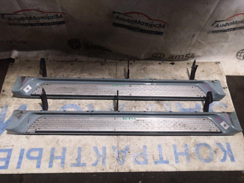 Подножки Toyota Hilux Surf RZN185 3RZ-FE