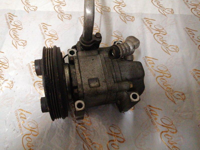 Компрессор кондиционера Mazda Familia ZL-VE