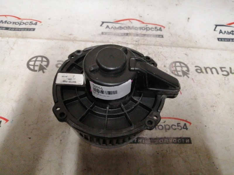 Мотор печки Isuzu Elf NKR81 4HL1 2007
