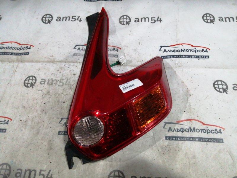 Стоп-сигнал Nissan Juke F15 HR15DE 2012 задний правый