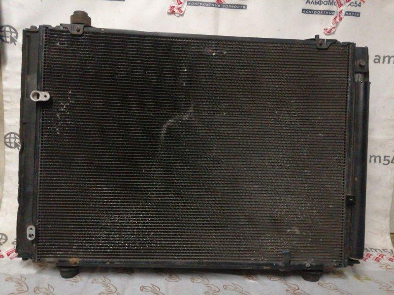 Радиатор основной Toyota Alphard ANH10 2AZ-FE 2004