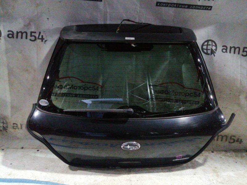 Дверь 5-я Subaru Impreza GG2 EJ15 2003 задняя