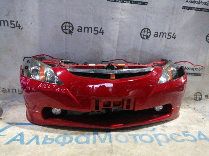 Nose-cut Toyota Will Vs ZZE127 1ZZ-FE 2004