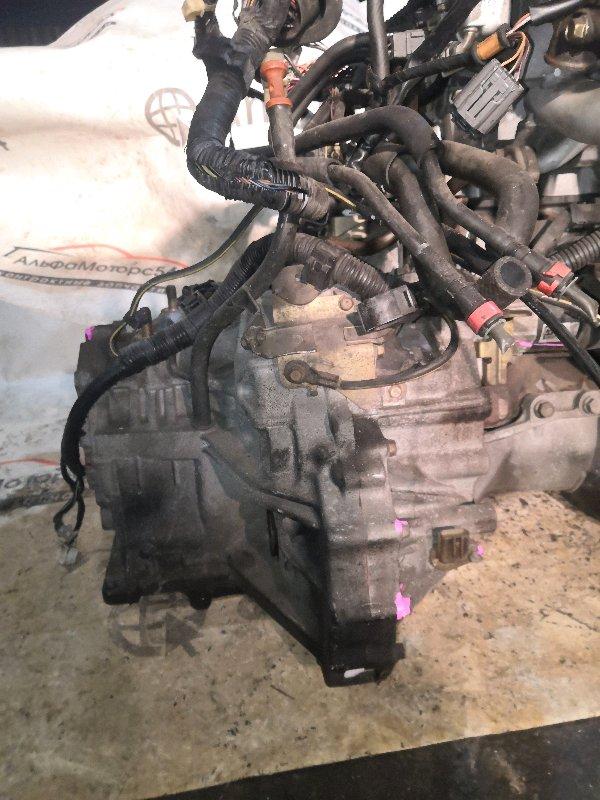 Акпп Mazda Familia BJ5P ZL-DE