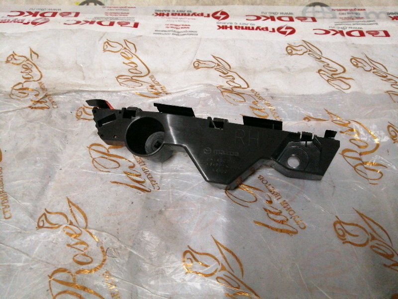 Кронштейн крепления бампера Mazda Cx-7 ER3P L3-VDT 2009 передний правый