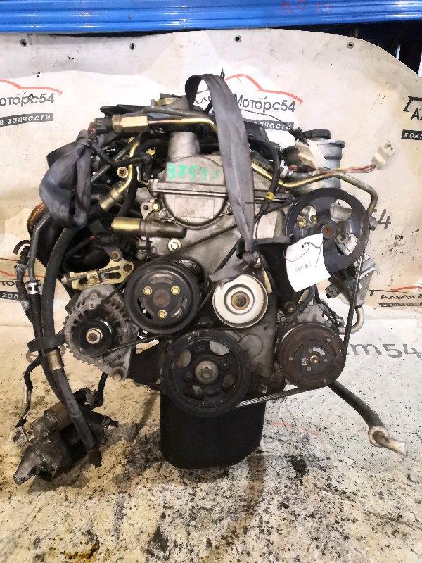 Двигатель Toyota Vitz SCP10 1SZ-FE 2001