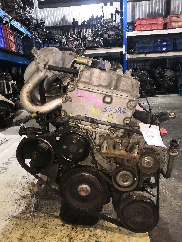 Двигатель Nissan Ad Y11 QG15DE 2004