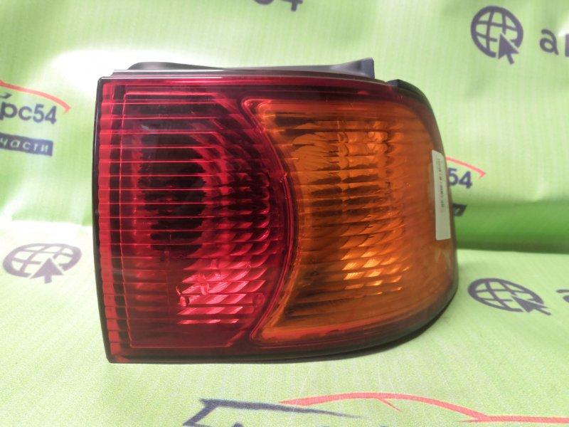 Стоп-сигнал Toyota Ipsum SXM10 3S-FE 1999 задний правый