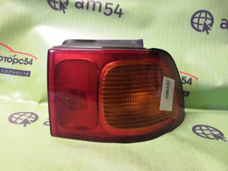 Стоп-сигнал Toyota Ipsum SXM10 3S-FE 1996 задний правый