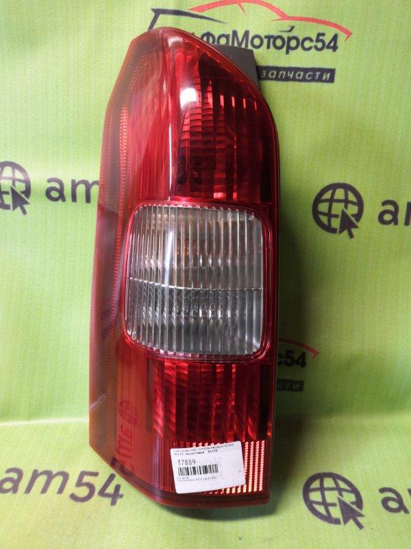 Стоп-сигнал Toyota Probox NCP50 2NZ-FE 2002 задний левый