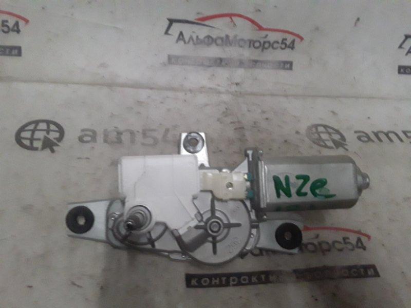 Мотор дворников Toyota Corolla Runx NZE121 1NZ-FE 2003 задний