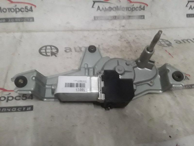 Мотор дворников Toyota NZE121 1NZ-FE