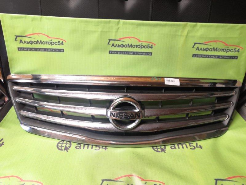 Решетка радиатора Nissan Teana J32