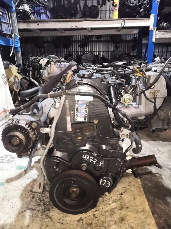 Двигатель Honda Accord CF7 F23A