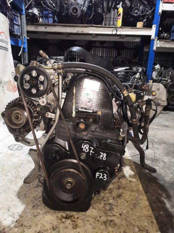 Двигатель Honda Odyssey RA4 F23A