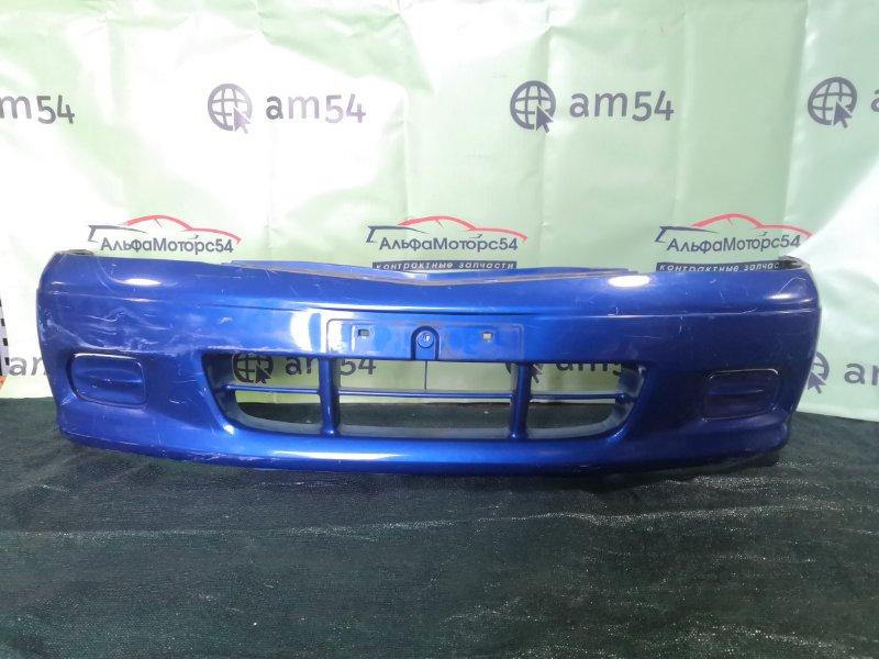 Бампер Mazda Demio DW3W B3 2001 передний
