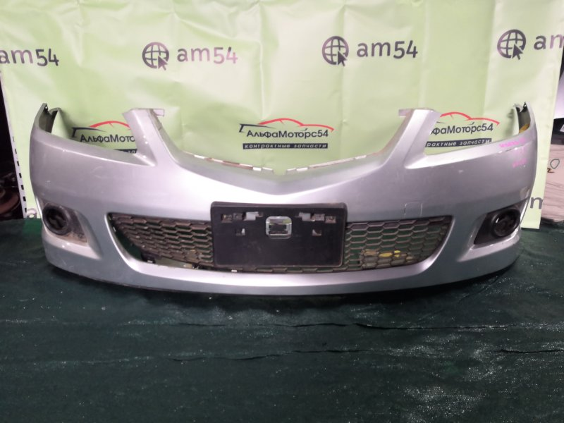 Бампер Mazda Atenza GY3W L3-VE 2007 передний