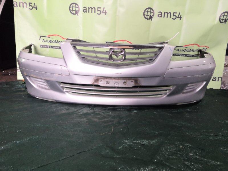 Бампер Mazda Capella GF8P FP-DE 2000 передний