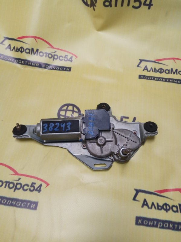 Мотор дворников Toyota Rav4 ACA21W 1AZ-FE 2003 задний