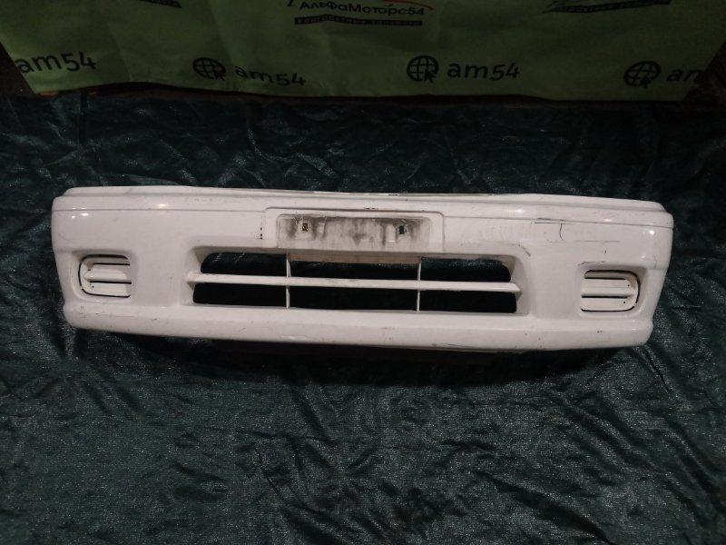 Бампер Mazda Demio DW3W B3 1998 передний
