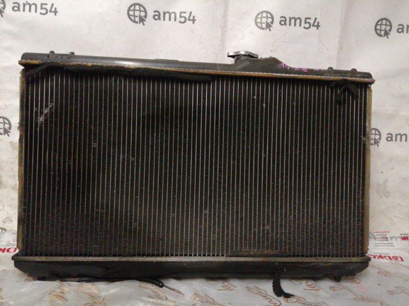 Радиатор основной Toyota Altezza GXE10 1G-FE 2002