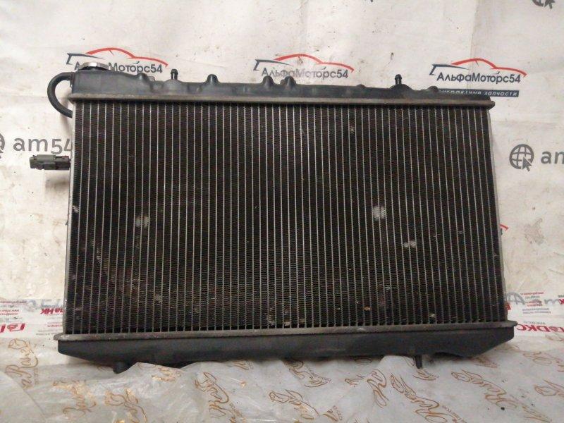 Радиатор основной Nissan Avenir W10 SR18DE 1996