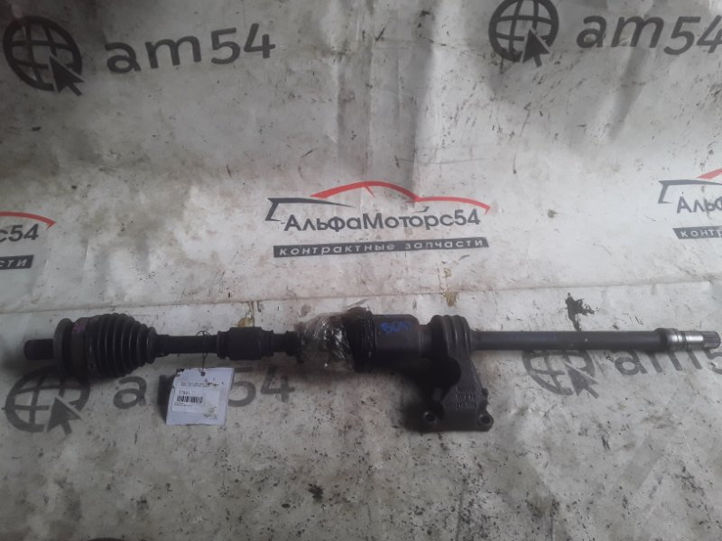 Привод Mazda Axela BKEP LF-VE передний правый