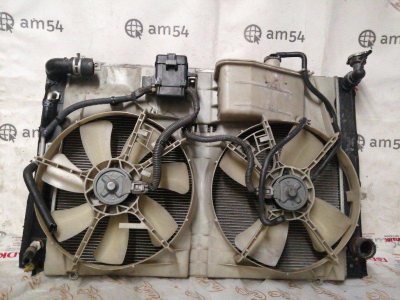 Радиатор основной Toyota Alphard ANH10 2AZ-FE 2003