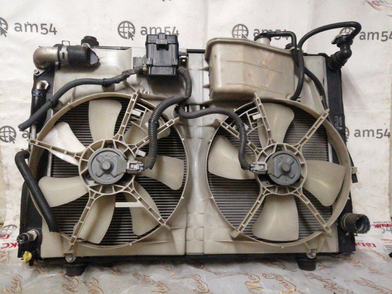 Радиатор основной Toyota Alphard ANH10 2AZ-FE 2001