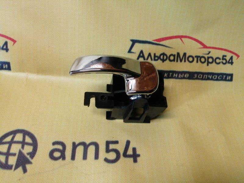 Ручка двери внутренняя Nissan Pathfinder R51 VQ40DE левая