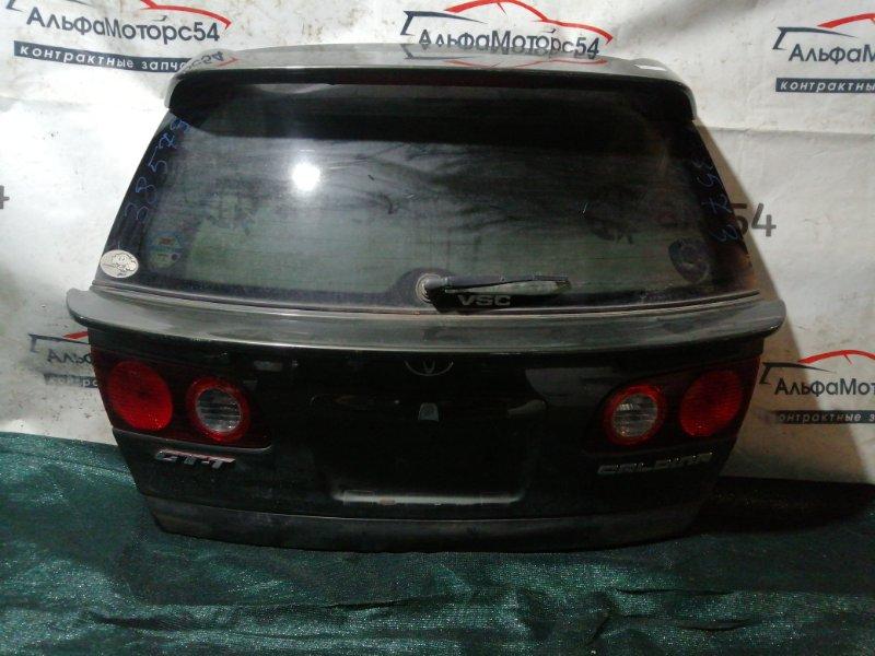 Дверь 5-я Toyota Caldina ST215 3S-FE 2000