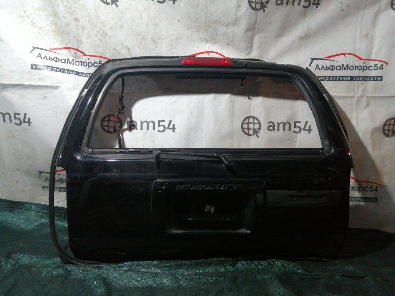 Дверь 5-я Toyota Hilux Surf KZN185 3RZ-FE 2000