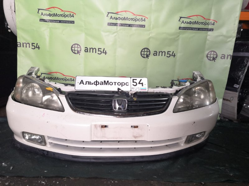 Nose-cut Honda Avancier TA1 F23A
