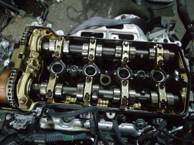 Двигатель Toyota Corolla Fielder NZE141 1NZ-FE 2007