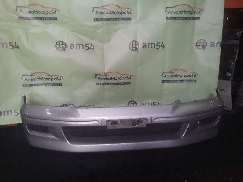 Бампер Mitsubishi Lancer Cedia CS2A 4G15 2001 передний