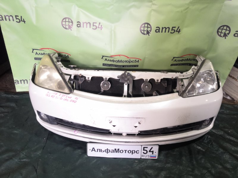 Nose-cut Toyota Allion ZZT240 1ZZ-FE 2004