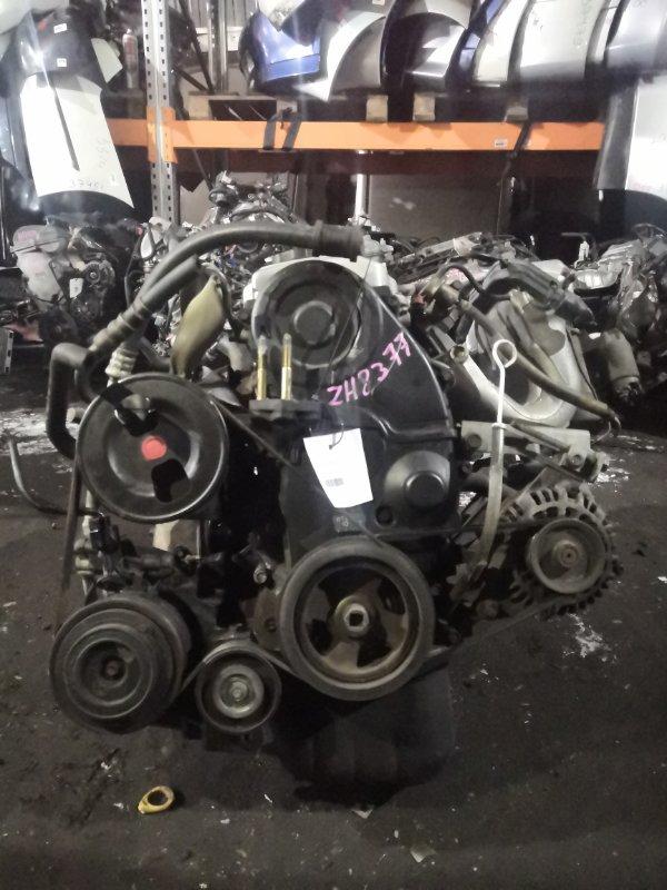 Двигатель Mitsubishi Rvr N21W 4G93 1995